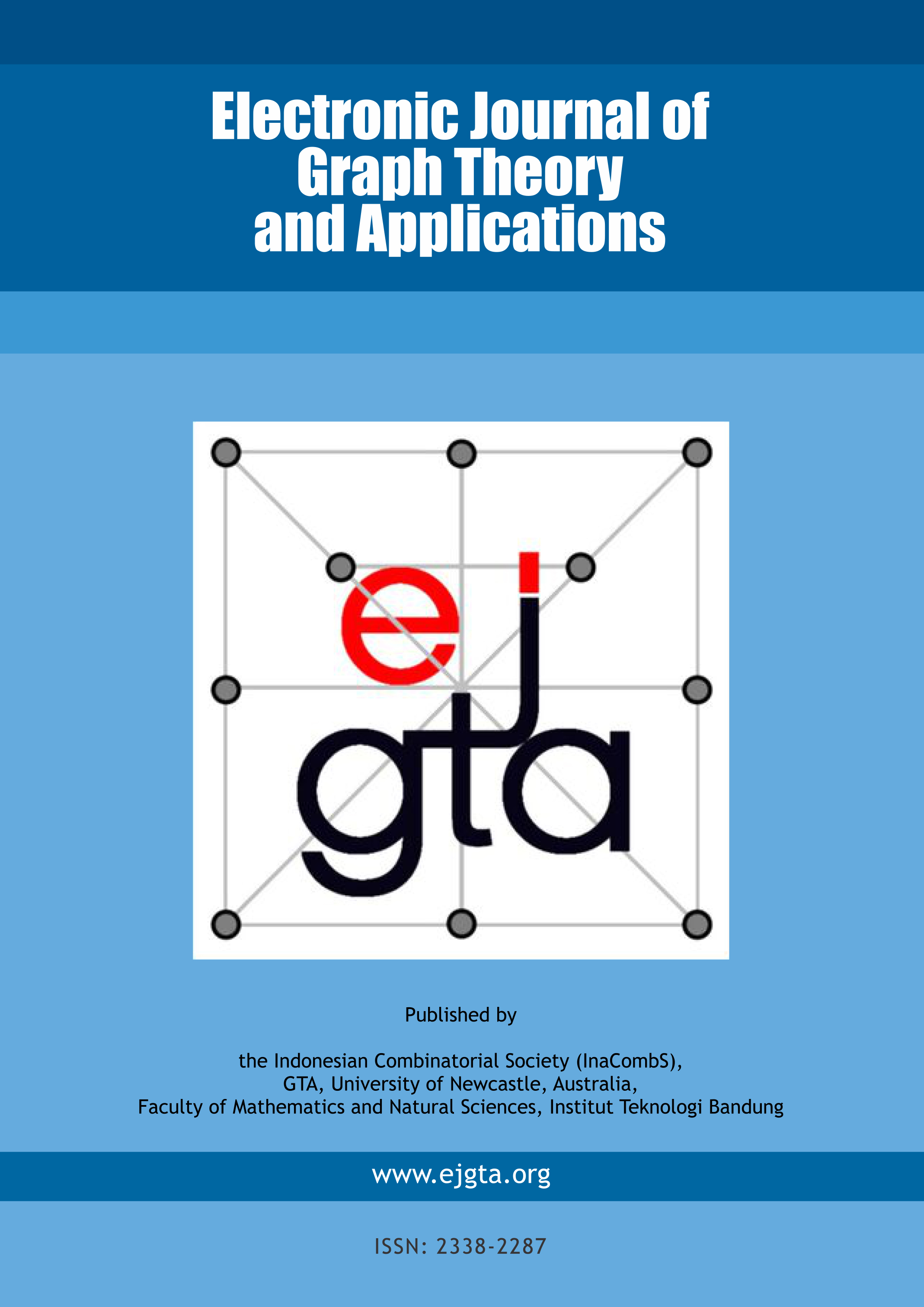 electronic journal of graph theory and applications ejgta